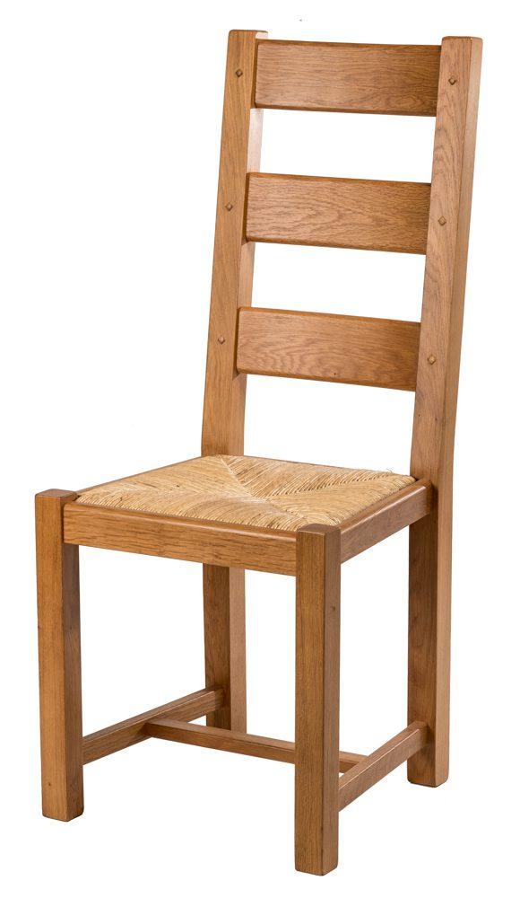 chaises en bois rustiques paill es personnalisables pour professionnels. Black Bedroom Furniture Sets. Home Design Ideas