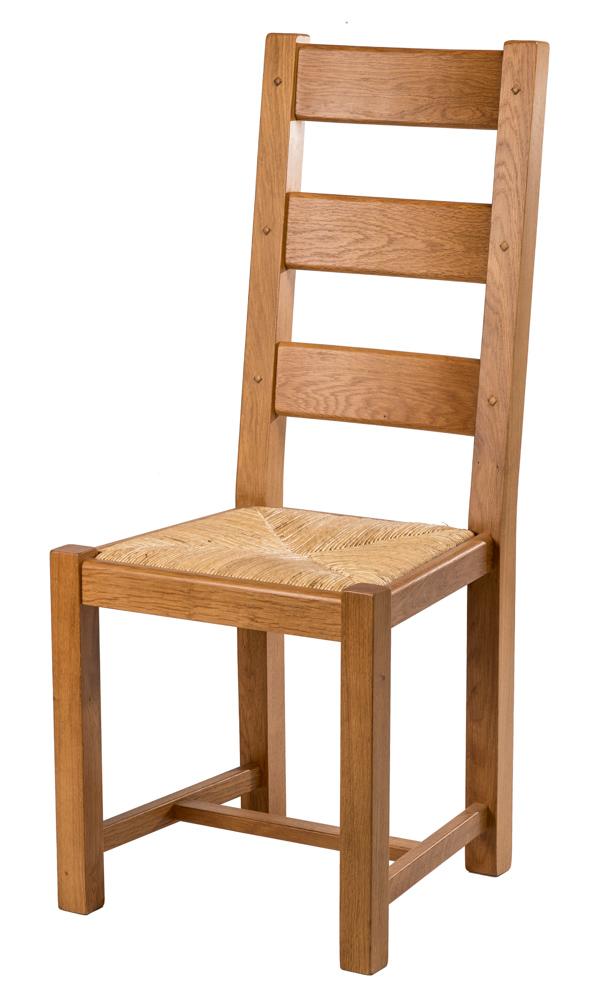 chaise rustique modèle 7100