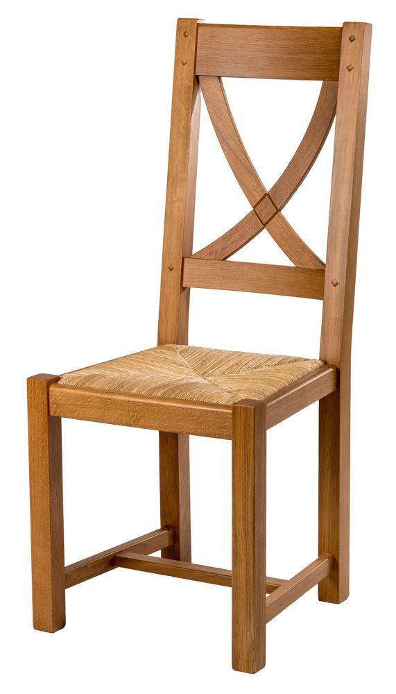 Chaise ch ne pour cuisine ou salle manger chaises for Chaise 7900