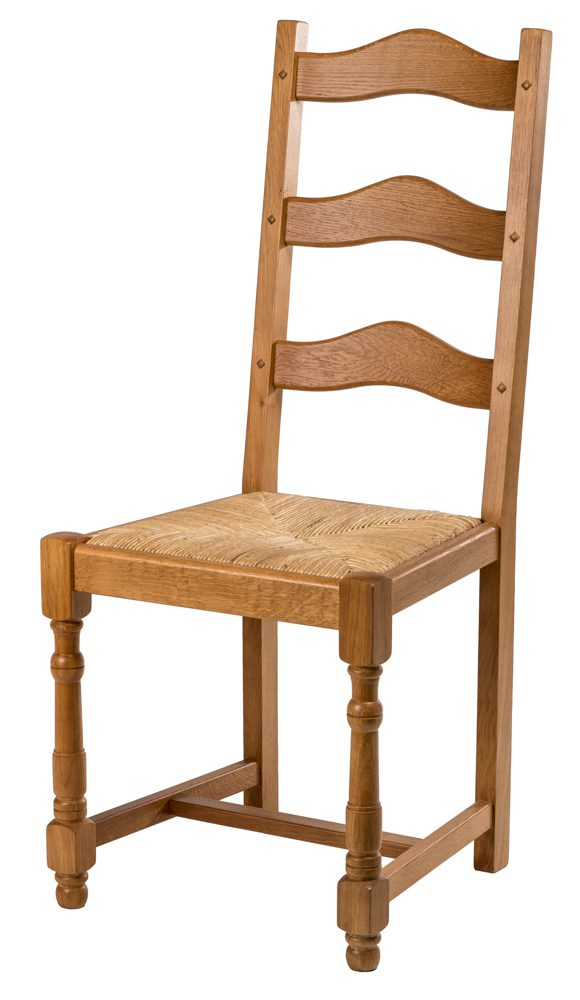 Chaises en bois rustiques paill es personnalisables pour for Chaise 7900