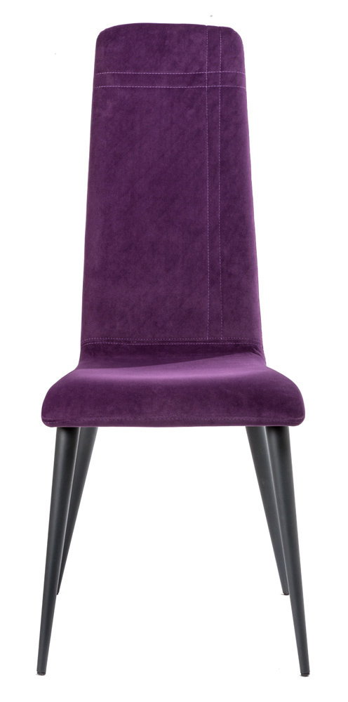 chaise coque design sur pi tement ch ne chaises. Black Bedroom Furniture Sets. Home Design Ideas